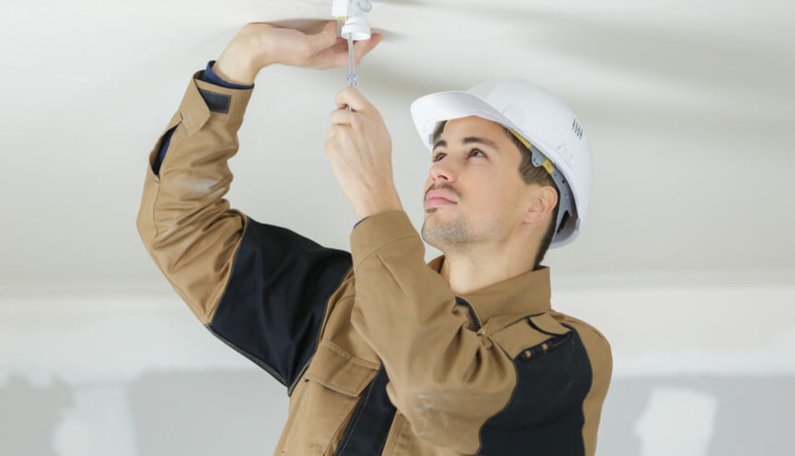 install lighting with electrical contractors in portsmouth